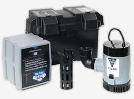 PHCC Pro Series 2400 Battery Back Up Sump Pump