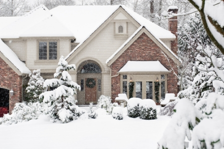 Winterize Your Home, Then Enjoy The Savings