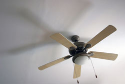 Searching For Ways To Save This Spring? Try Your Ceiling Fan