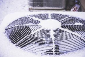 Avoiding a Frozen A/C Unit: Winter Tips