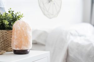 Air Purification Tools: The Salt Lamp