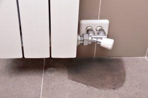 clogged a/c drain pipe