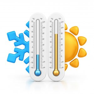 combine heating and cooling systems