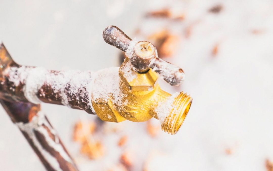 What Is the Link Between Cold Weather and Plumbing Problems?