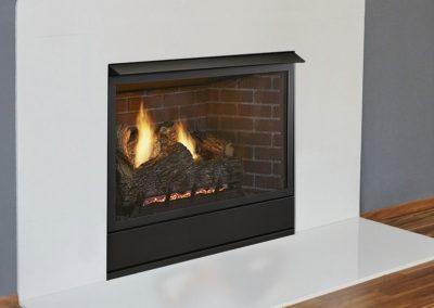 AriaI Indoor Gas Fireplace