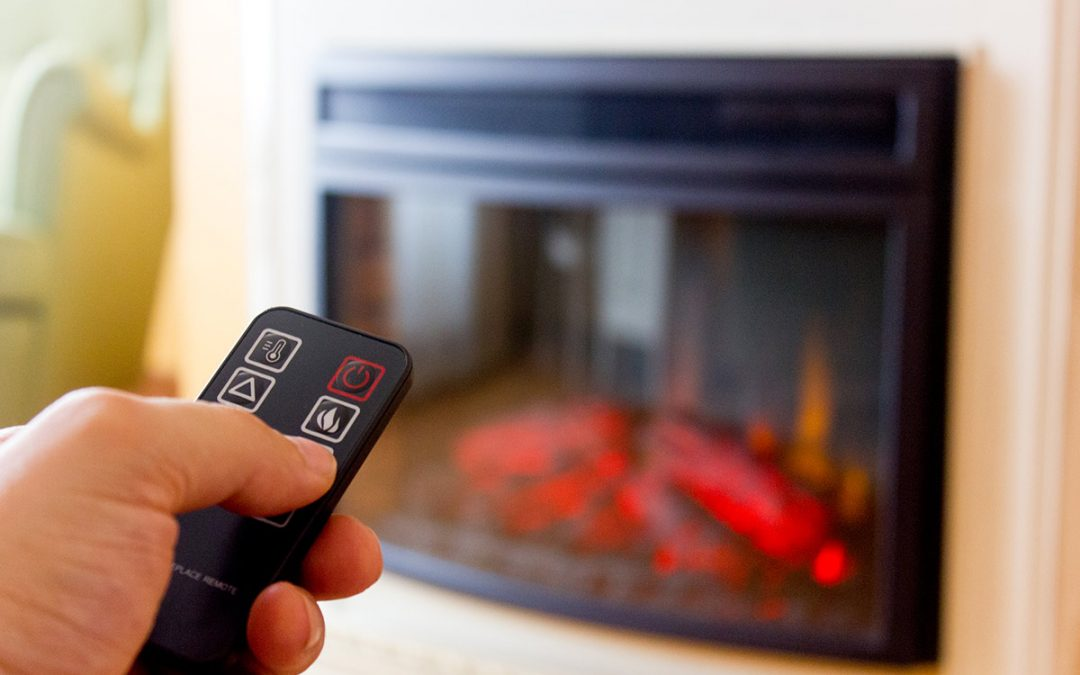 Learn the Upsides and Risks to Using an Electric Fireplace