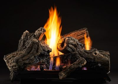 Indoor Gas Fireplaces