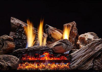 Moxie Indoor Fireplace