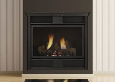 Symphony Indoor Gas Fireplaces